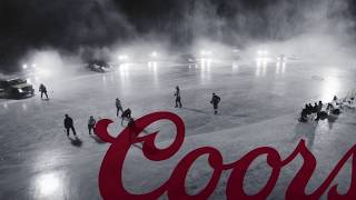Coors- Game On TV commercial