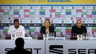 Pressekonferenz nach dem Spiel gegen Osnabrück