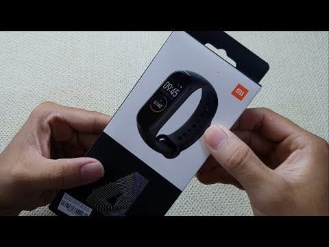 Unbox and setup Xiaomi Mi Band 4: Best cheap fitness tracker?