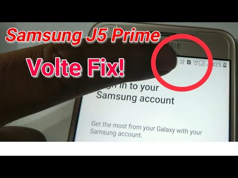 How to enable volte on samsung j5 prime g570f, Any samsung volte solution
