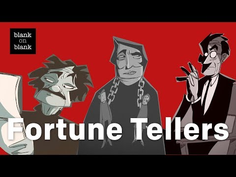 Fortune Tellers: Ayn Rand, Kurt Vonnegut & Aldous Huxley