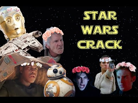 Crack!vid - Star Wars: The Force Awakens
