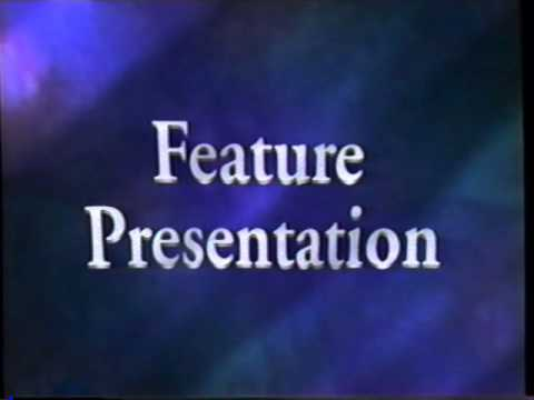 Hallmark Home Entertainment - Feature Presentation (1999) Company Logo (VHS Capture)