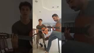 Mustafa Örs - İlhami Bayram - Gel Hayalim (Yeşil Deniz Cover)