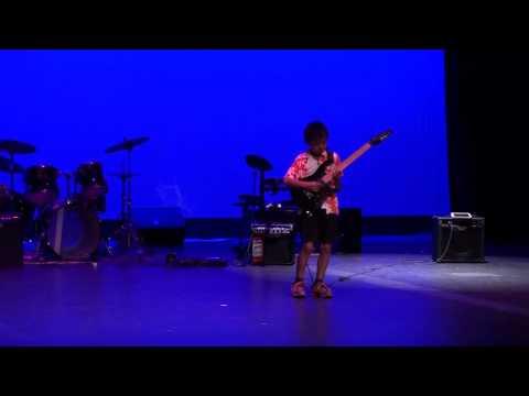 Dylan Iskandar: Chadwick School Talent Show 2015: Canon Rock