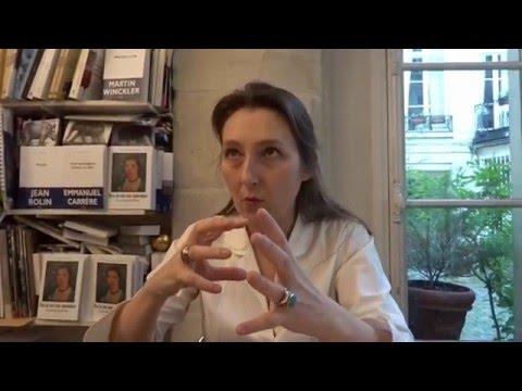 Marie Darrieussecq Être ici est une splendeur  Vie de Paula M.Becker