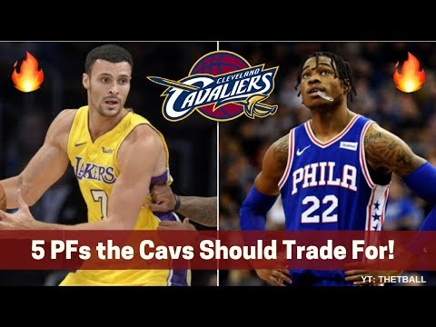 5 Power Forwards the Cleveland Cavaliers Should TRADE For to Replace Kevin Love!