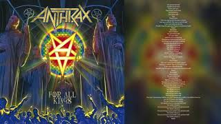 Anthrax Lyrics - This Battle Chose Us HQ with lyrics