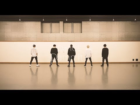Da-iCE - 「Damn it!」Official Dance Practice(from 17th Single『BACK TO BACK』)