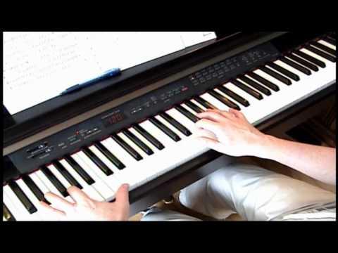 Sound of Silence - Simon and Garfunkel - Piano