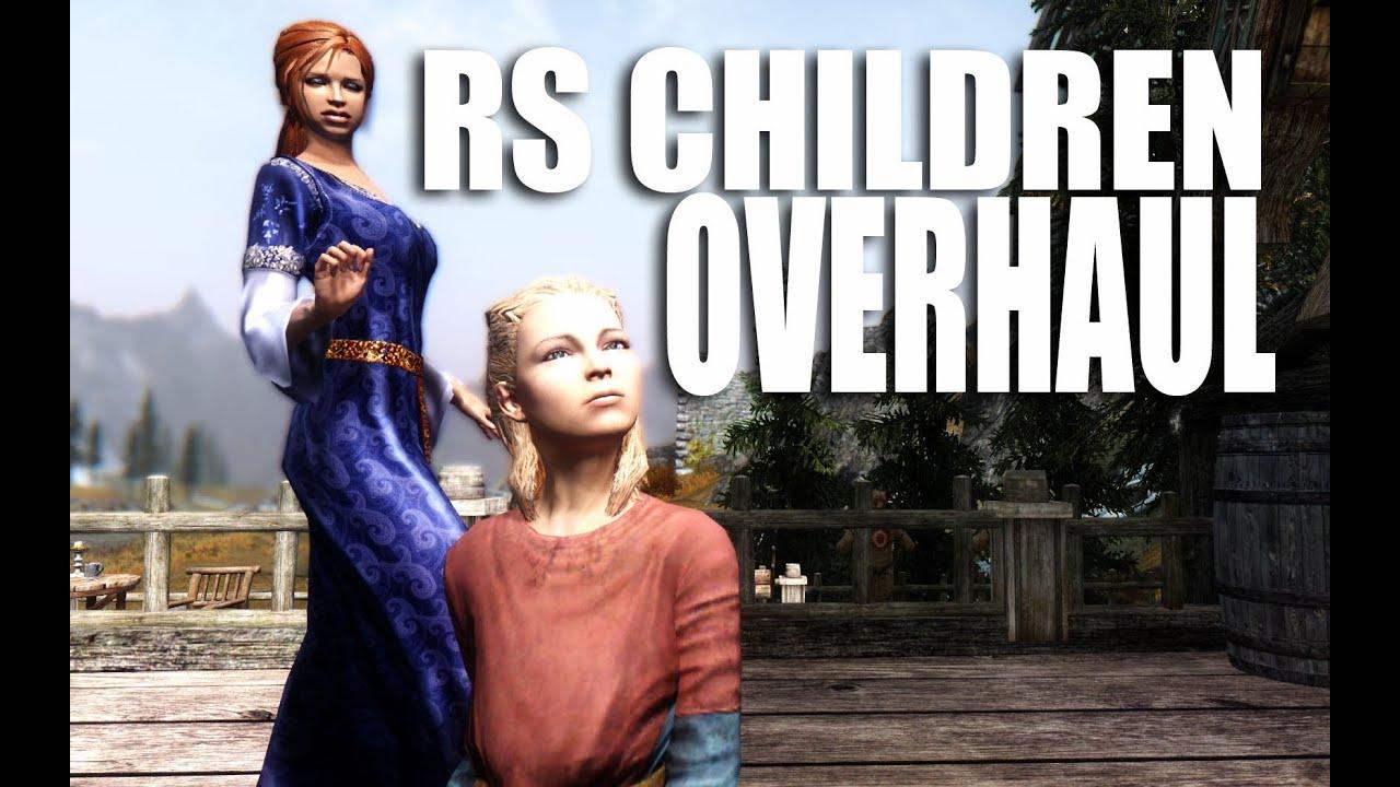 Skyrim Mods Watch: RS Children Overhaul