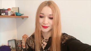 Aleksandra Asya Radonjić - Sirovi Video Snimak Intervjua za Rock Radio Beograd (Januar 2021)
