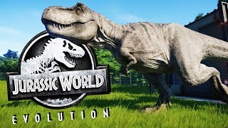 Welcome to Jurassic World Evolution! Place yourself at the heart of...