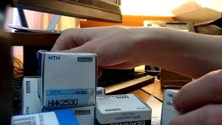 Поломал редкие подшипники NTN, заказал через Eskbearing (отзыв положительный)