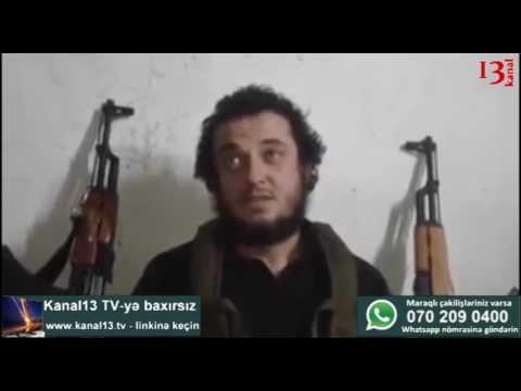 """""""Azərbaycanı qan gölünə çevirəcəyik"""" - İŞİD Azərbaycanı da hədələməyə başladı - EHTİYYATLI OLUN!"""