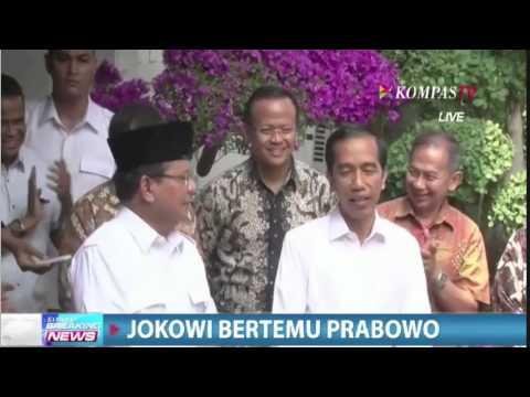 Prowo Minta Koalisi Merah Putih Dukung Pemerintahan Jokowi