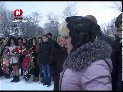 Тамбов - 4 сгоревших в ДТП 19 января 2013