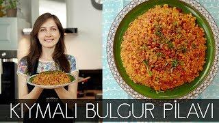 Kıymalı Bulgur Pilavı nasıl yapılır? | Merlin Mutfakta Yemek Tarifleri
