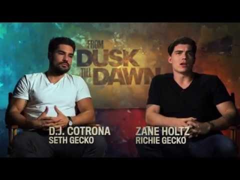 Dusk Returns: D.J. Cotrona, Zane Holtz & Wilmer Valderrama