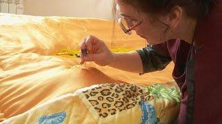 Лейля Каракаш возрождает старинное женское ремесло крымских татар – пошив одеял