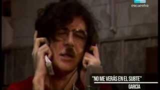 Charly Garcia - No me verás en el subte. 1988