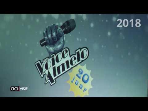Julia Bel wint The Voice of Almelo 2018