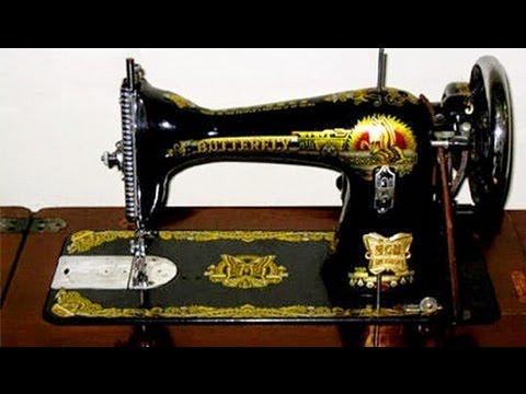 CARA MENYULAP MESIN JAHIT MANUAL MENJADI  MESIN BORDIR | embroidary with vintage sewing machine