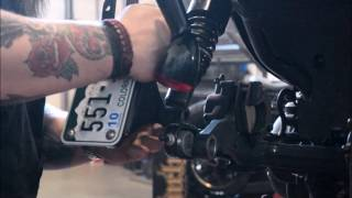 Gambar cover How to Install a DK Custom License Plate Relocation Kit