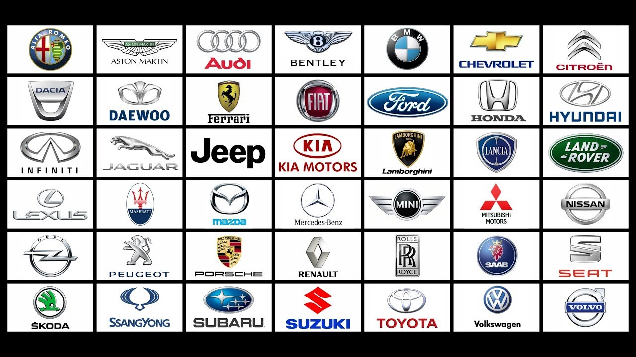 CAR LOGO QUIZ ? GUESS THE CONCEPT CAR BRAND BASED ON THE CAR IN THE PHOTO ?