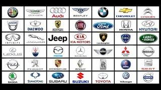 Logo auta 2 - cars logo - car brand - car emblems. What this car?