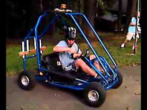 Carter Go Kart Youtube