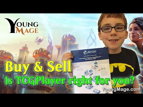 Buy and Sell #MTG cards with TCGPlayer