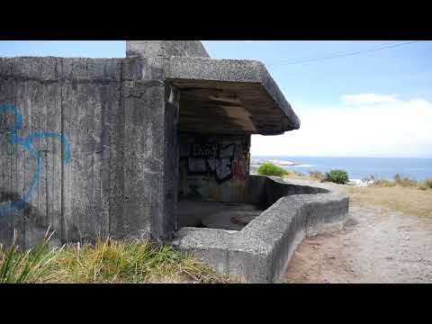 Abandoned Fortifications at Henry Head near La Perouse NSW