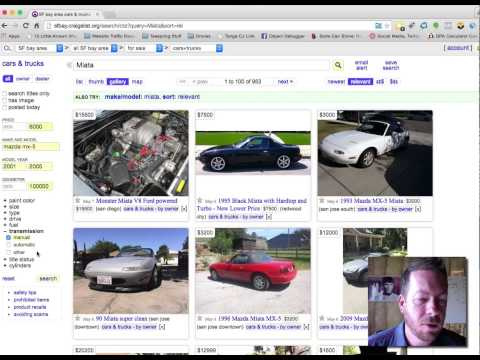 How To Quickly Search Many Craigslist Cities For Free