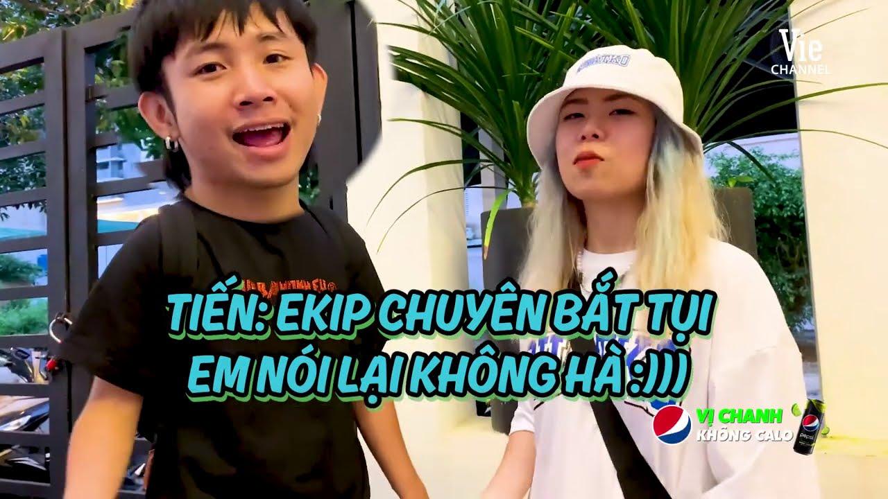 Chuyện Rap Việt: Ricky Star lấy TLinh làm cảm hứng sáng tác bị Suboi nhìn thấu tim đen | RAP VIỆT