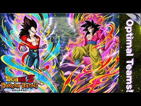 How to make YOUR best SSJ4 Super Agl and Str Teams! Guide for all: DBZ Dokkan (JP/Global)