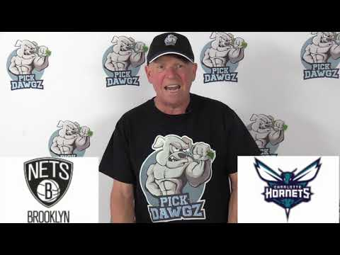 Charlotte Hornets vs Brooklyn Nets 2/22/20 Free NBA Pick and Prediction NBA Betting Tips