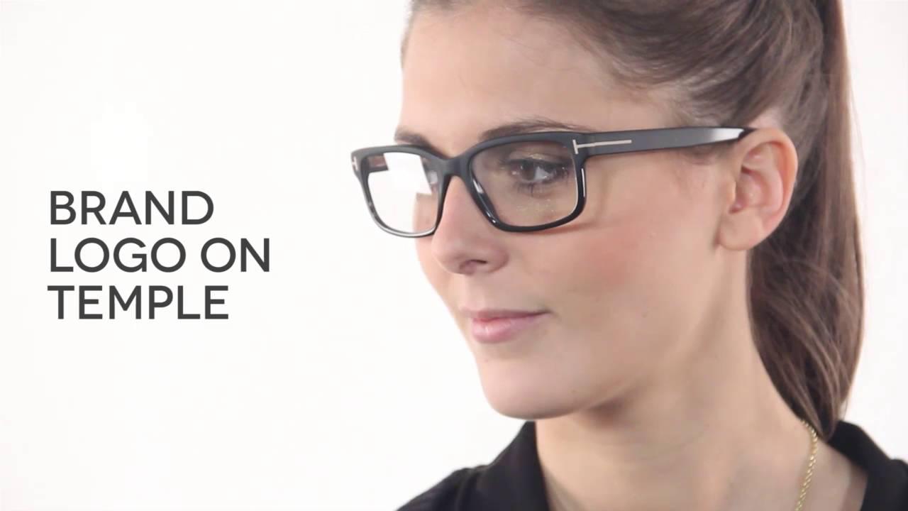 tom ford ft5313 review smartbuyglasses youtube. Black Bedroom Furniture Sets. Home Design Ideas