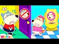 Lucy! Wolfoo Wants to Go Potty - Wolfoo Learns About Sharing for Kids | Wolfoo Channel Kids Cartoon