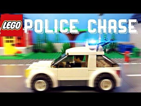 Lego Police Chase - YouTube
