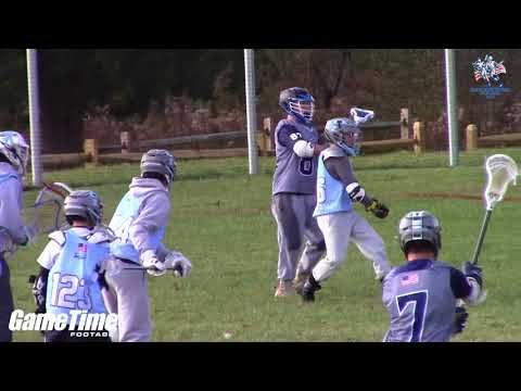 MD Wolfpack 2021 AA vs Zingos 2021   Brandywine Classic 2017   BOYS