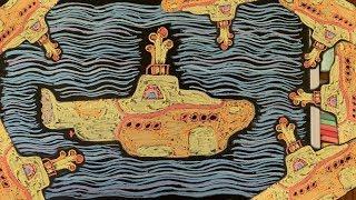 8 HOURS of Beatles Lullabies for Babies ♫ Chalk Art