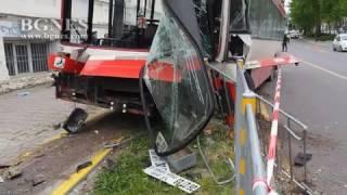 видео Автобус в Варну
