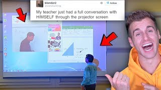 Teacher TROLLS His Entire Class (PRANK)