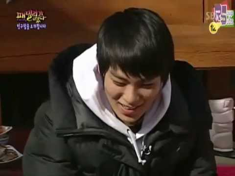 Yoo Jae Suk Imitating TOP - YouTube
