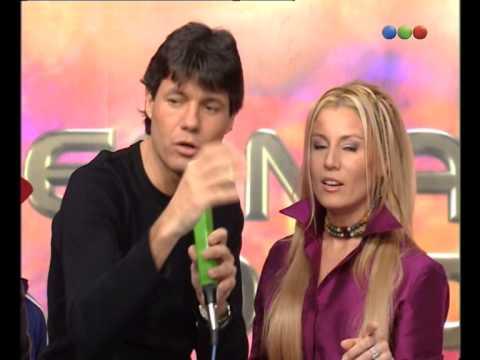El Show Del Chiste, El Piropo A Gisela Barreto - Videomatch - YouTube