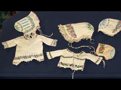 Web Appraisal: Handmade German Baby Clothing, ca. 1920
