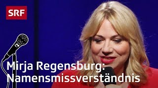 Mirja Regensburg: Muffin Jeans | Comedy Talent Show mit Lisa Christ | SRF Comedy
