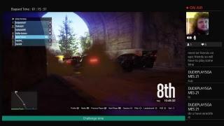 Grand theft auto v racing away 2