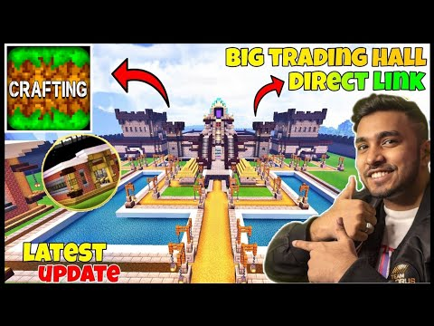 How To Download Techno Gamerz Latest Castle In Crafting And Building | 100% Working